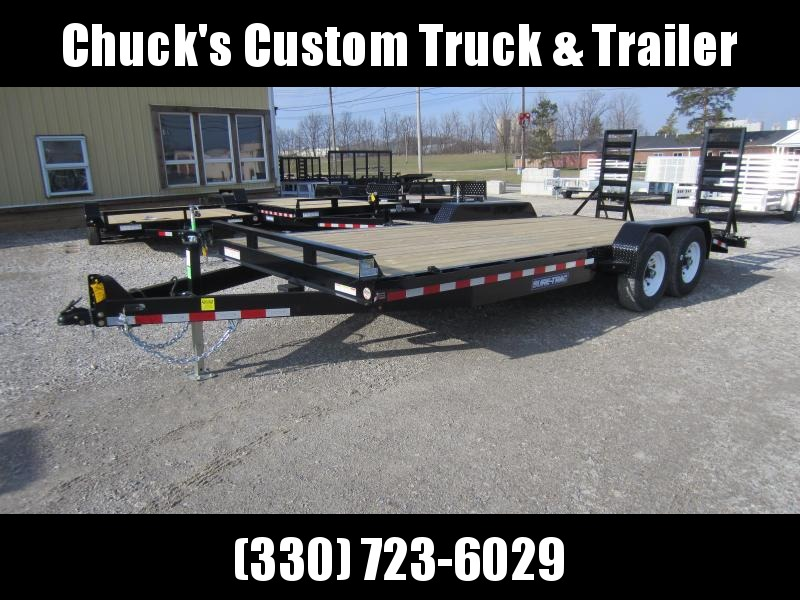 2019 Sure-Trac 7 x 20  Implement Trailer 14K