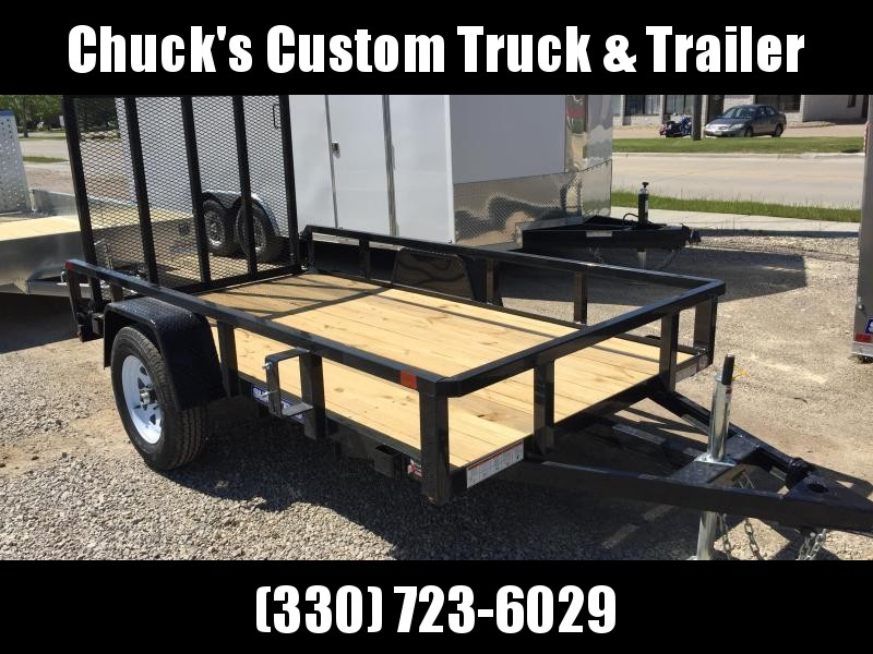 2019 Sure-Trac 5 X 10 Tube Top Utility 3K Idler