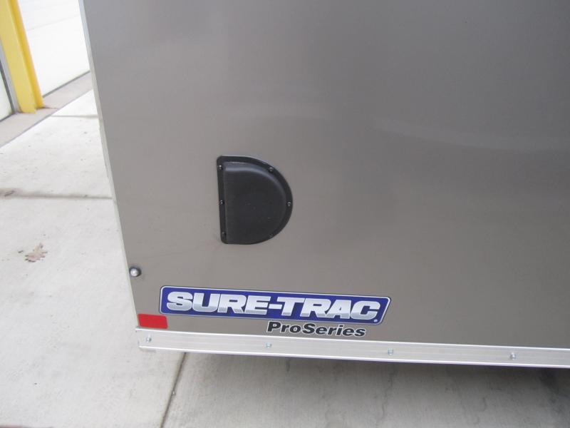 2019 Sure-Trac 8.5x20 Pro Series Wedge C. Hauler TA 10K