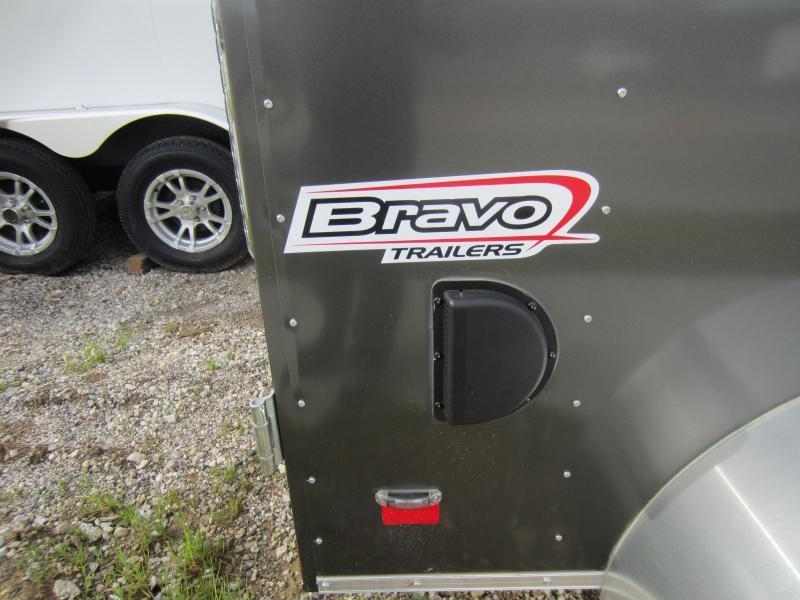 2019 Bravo Trailers 5X8  BARN DOOR Enclosed Cargo Trailer