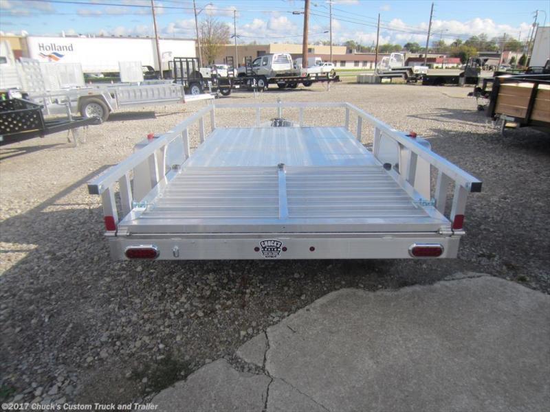 2018 ATC 6'X14' OUTAB6014213696 Utility Trailer
