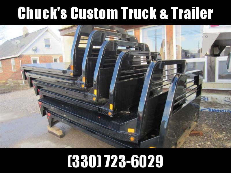 2019 CM RD2 84/84/38 Truck Bed