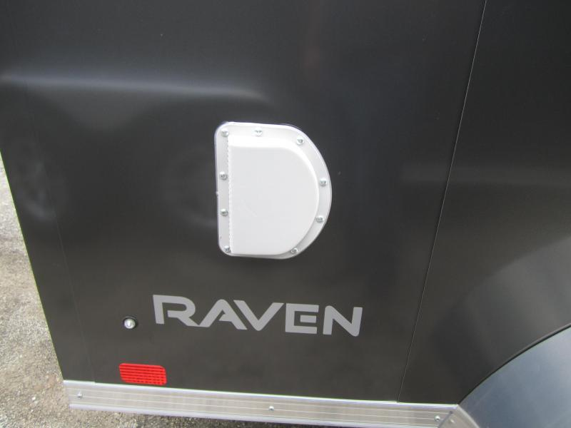 2019 Aluminum Trailer Company 7X14 ATC RAMP DOOR Enclosed Cargo Trailer