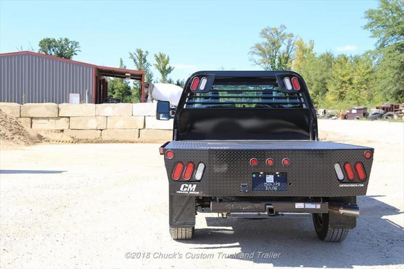 "2018 CM RD2 8'6""/84/56 OR 58/42TC Truck Bed"