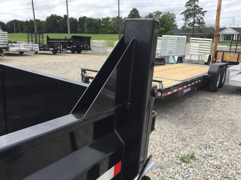 2019 Sure-Trac 82 IN X 14 LP 14K Dual Ram Dump