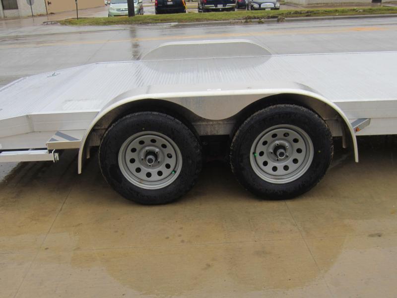 2018 Aluminum Trailer Company 8.5X20 ALUMINUM CAR HAULER Car / Racing Trailer