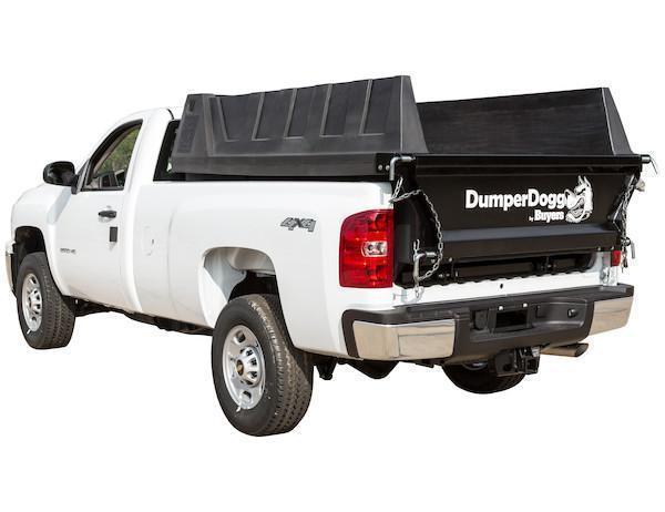 2019 DumperDogg 8 POLY DUMPER Truck Bed