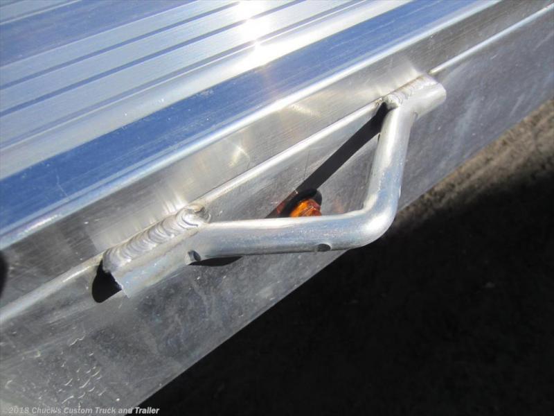 2019 ATC 7 X 16 Aluminum Tube Top