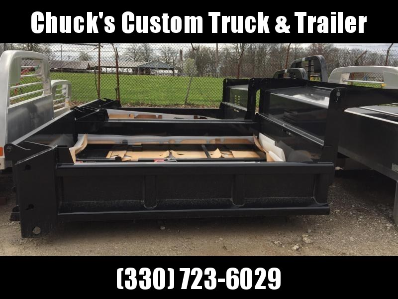 2018 Air-Flo DUMP BED AIRFLO PCS9-3 STEEL 17SIDE/23 TAILGATE Truck Bed