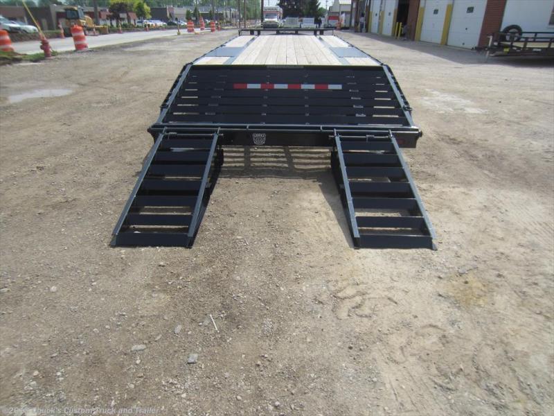 2017 Sure-Trac 8.5'x20'+5' Low Pro Beavertail Deckover
