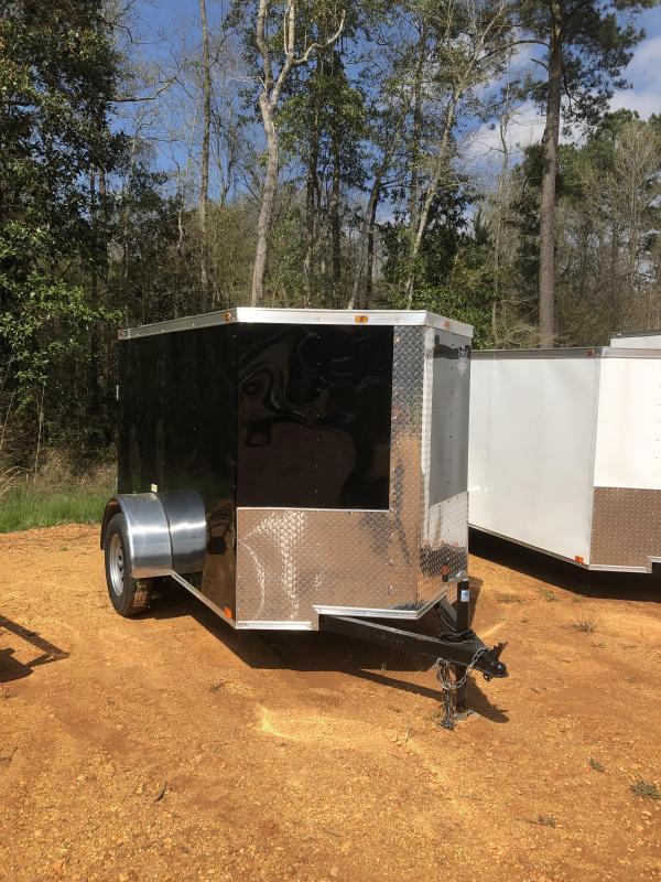 2019 Empire Cargo 5x8 Enclosed Cargo Trailer