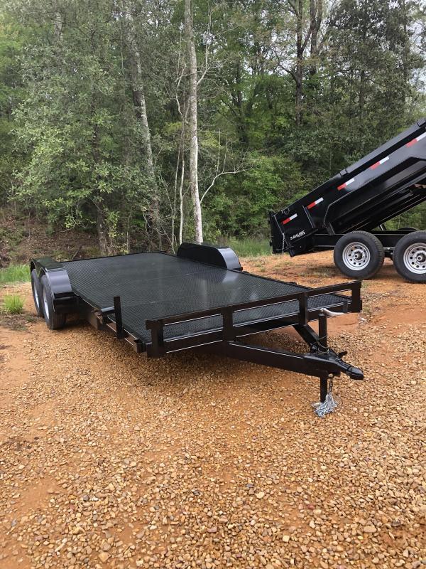 "2019  6'10""x18' Car Hauler in Ashburn, VA"