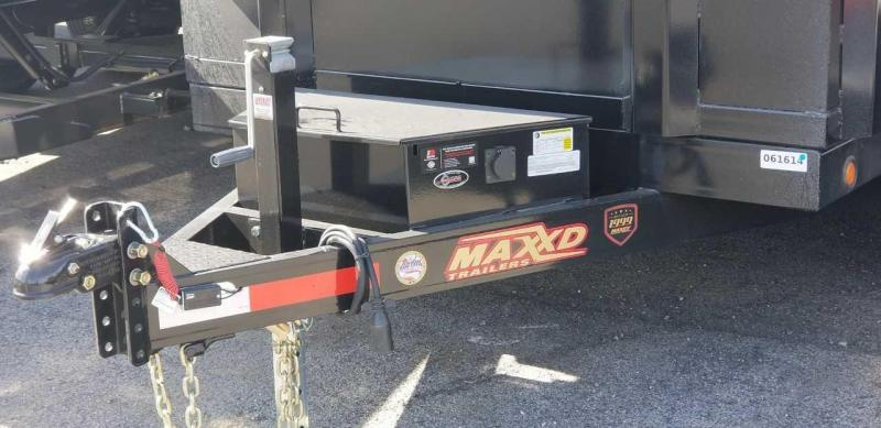 2019 MAXXD 6 X 10 Dump Trailer 10K SLIDE-IN RAMPS