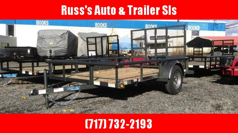 2018 Top Hat 6.5 X 10 DSP Utility Trailer in Ashburn, VA