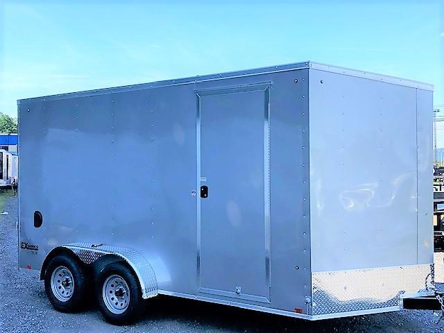 2020 Cargo Express 7X14 EX DLX Enclosed Trailer