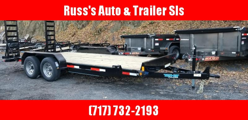 2019 Top Hat Trailers  7X18 Equipment Hauler 10K in Ashburn, VA