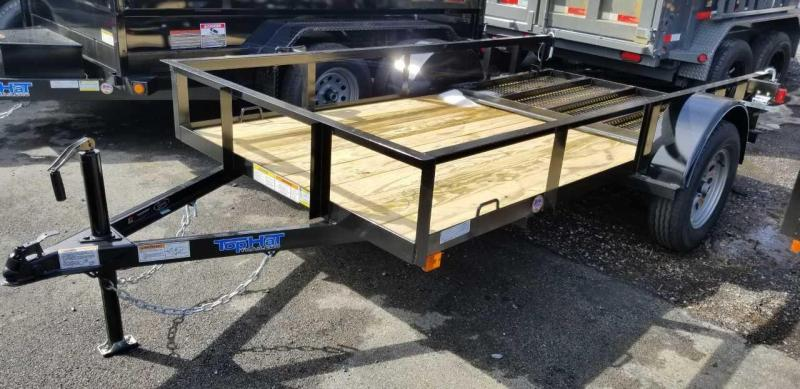 2019 Top Hat Trailers 5X10 X Utility Trailer