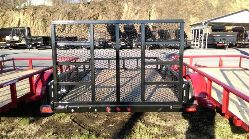 2018 Top Hat 5 X 10 DSP Utility Trailer