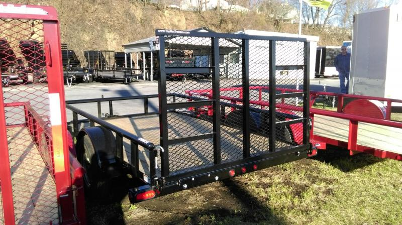 2018 Top Hat 6.5 X 10 DSP Utility Trailer