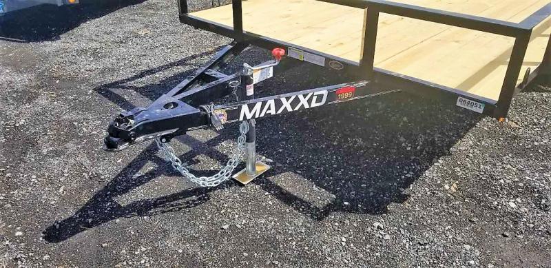 2019 MAXXD s2m 6.5 X 12 Utility Trailer