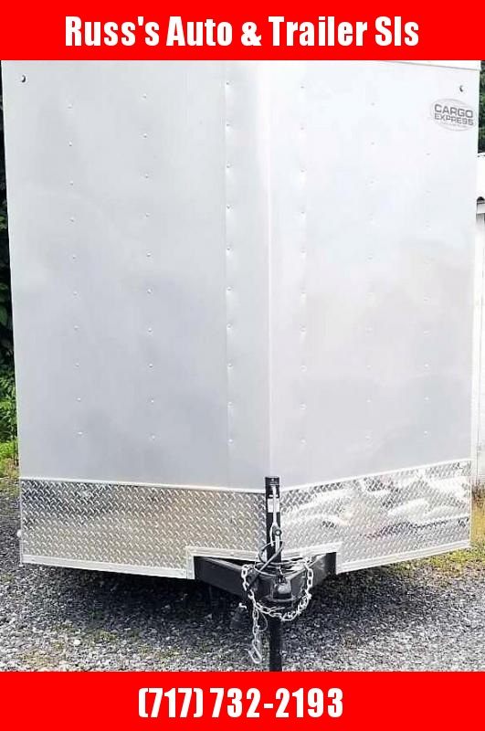 2020 Cargo Express 7X12 EX DLX Enclosed Cargo Trailer