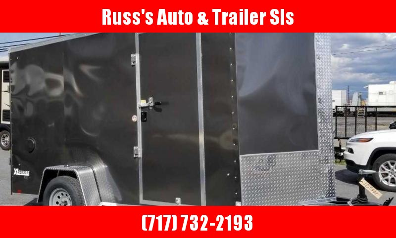 2020 Cargo Express 6x12 XLW Enclosed Trailer