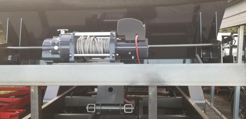 "2018 Maxxd  83""X16' ROLL-OFF Dump Trailer W/ 1 BIN  GVWR 21K"