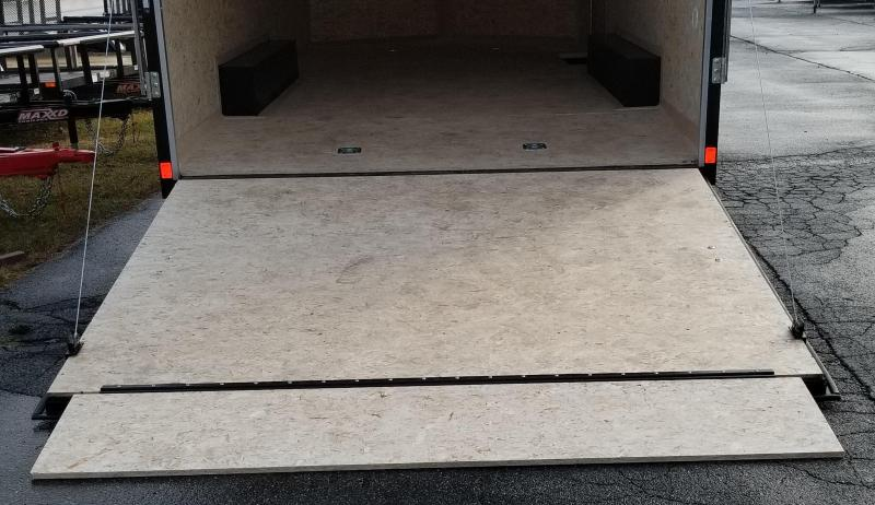 2019 Cargo Express 8.5X18 XLW SE Enclosed Trailer