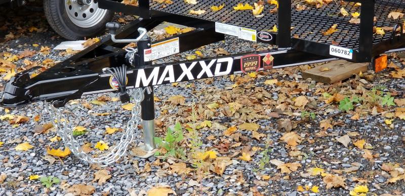 2019 Maxxd Trailers S1M 5X8 Utility Trailer w/Metal Floor