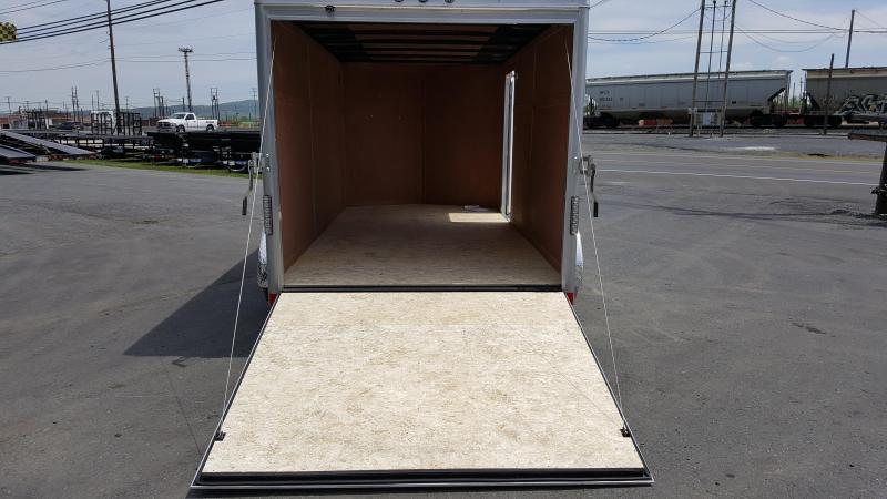 2018 Wells Cargo 7 X 14 300 VG Series Ramp Door