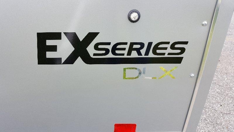 2018 Cargo Express EX DLX 6 X 12 Enclosed Trailer w/ Ramp Door