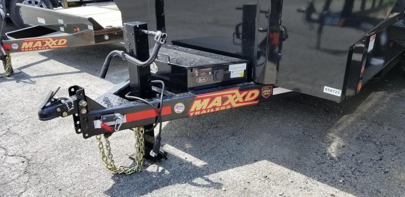 2019 Maxxd DLX 7X16 LO-PRO DUMP 14K