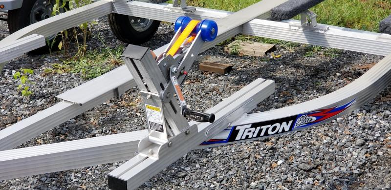 2019 Triton WCII Elite Watercraft Trailer