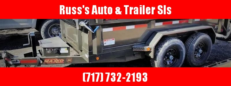 2019 MAXXD D7X  6X12 Dump Trailer in Ashburn, VA