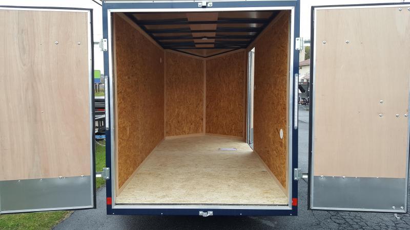 2019 Cargo Express Ex Cargo Deluxe Cargo / Enclosed w/Double Doors