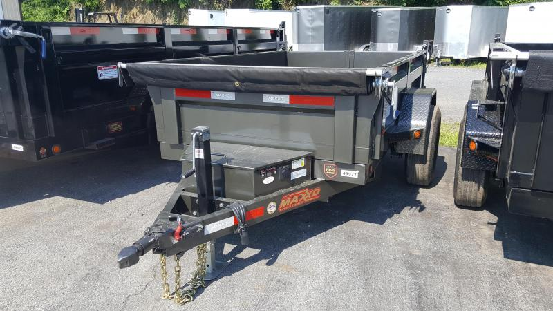 2017 Maxxd Trailers  5 X 8 Dump Trailer 5.2K GVWR BLOW OUT!!