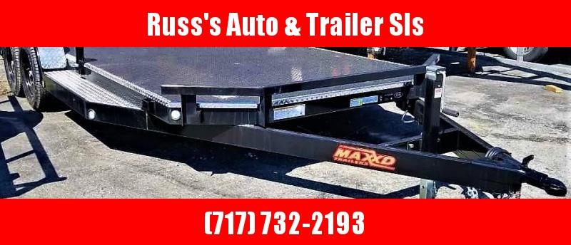 2019 Maxxd Trailers N5X 7X18 Car Hauler 7K