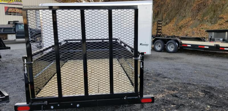 2019 Top Hat Trailers Mini Runabout 5x10 Utility Trailer