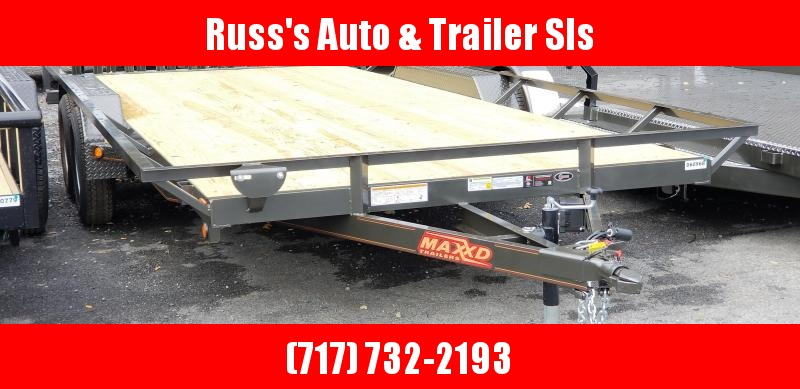 2019 Maxxd Trailers ATX 7X18 ATV Hauler 7k GVWR
