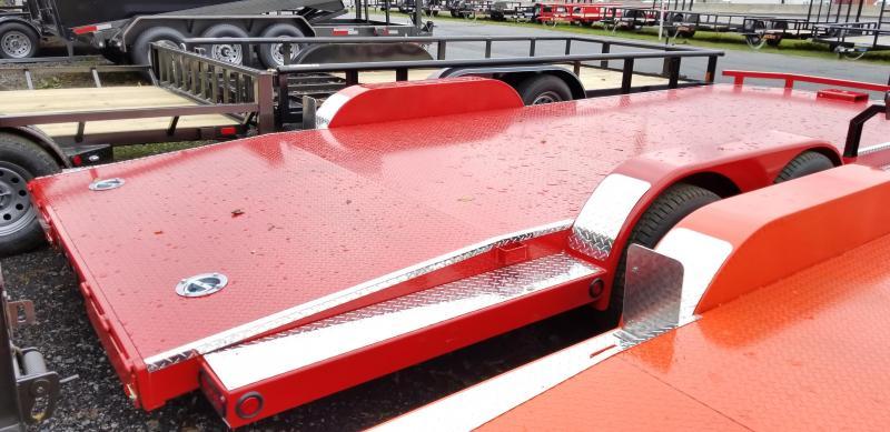 "2019 MAXXD N5X 7X20 5"" Tube Car / Racing Trailer"