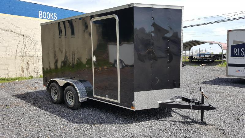 2018 Wells Cargo 7 X 14 300 VG Series w/ Ramp Door & 7' Int Height