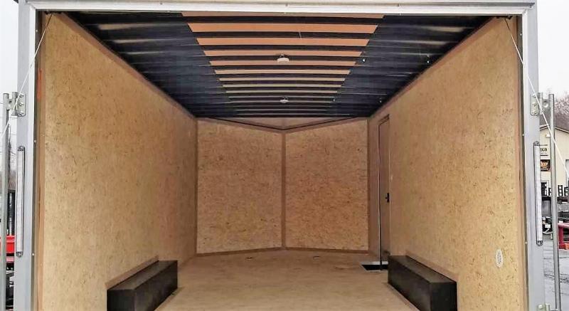 2019 Cargo Express 8.5X20 XLW SE Enclosed Trailer