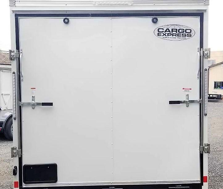2020 Cargo Express 7X16 XLW SE Enclosed Cargo Trailer