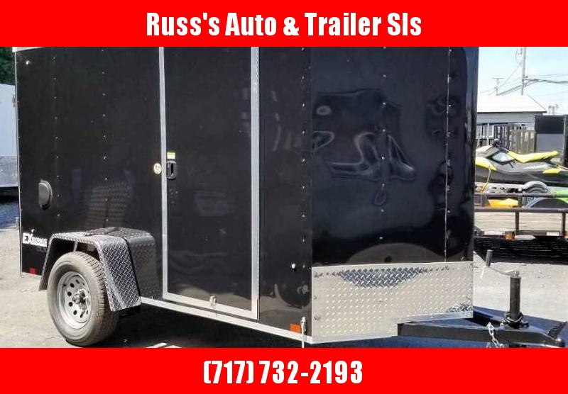 2020 Cargo Express 5X10 EX DLX Enclosed Trailer