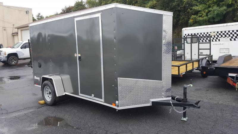 2018 Cargo Express 6 X 12 XLW Enclosed Trailer w/Ramp Door