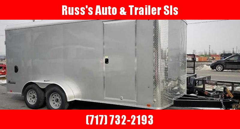 2020 Cargo Express 7X16 XLR Enclosed Trailer