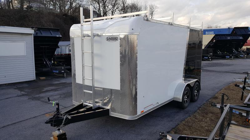 2019 Cargo Express 7X14 CXT Enclosed Cargo Trailer