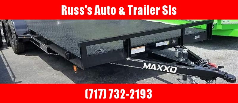2019 MAXXD WS Car / Racing Trailer