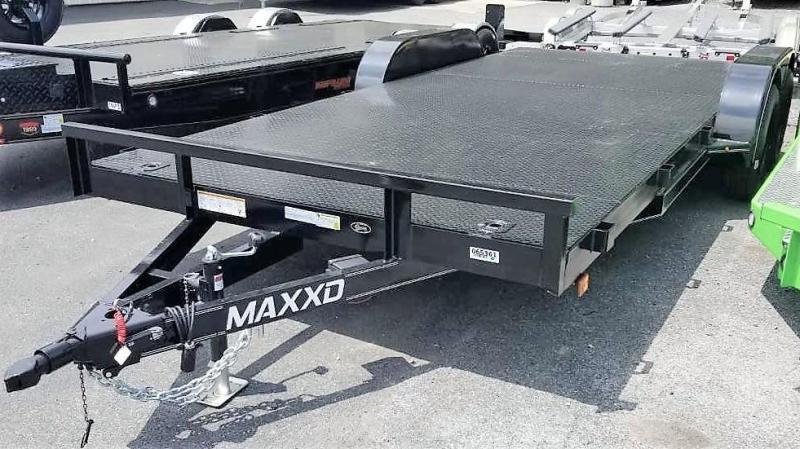 2019 MAXXD 7X18 Car / Racing Trailer 7K