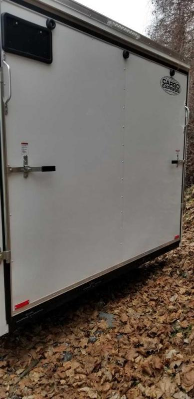 2019 Cargo Express 8.5 X 24 XLW Enclosed Trailer w/Escape Door